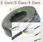1M 2~6 Multicore Electronic Wire Cable Points/Signal Small Power Data AUTO CAR
