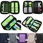 EVA Hard Drive Pouch for Cable Organizer Bag USB Flash Drive Memory Card S M L