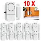 Внешний вид - 10X WIRELESS Home Window Door Burglar Security ALARM System Magnetic Sensor