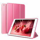 Magnetic Smart folded Cover Back Case for Apple iPad 2 3 4 and iPad Mini 1 & 2