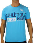 Oxygen Men's Designer Tee Shirt (S and 2XL ) RRP $49.95