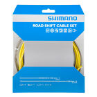 NEW Shimano SIS SP41 Road PTFE Shift Gear Inner Derailleur Cable and Housing Set