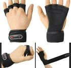 GYM Weight Lifting Gloves Health Fitness Dumbbell Wrist Wrap Workout Gloves