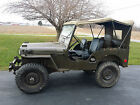 Willys+%3A+M38+military