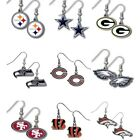 NFL Dangle Earrings - Pick Your Team