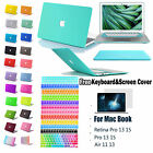 Thin matt Rubberized Hard Shell Case coverFor MacBook Pro/Retina 13 15 Air 11 13