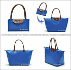 *100% NEWEST ARRIVAL LARGE NYLON MULTICOLORED TOTE BAG HANDBAG SHOULDER GRIP BAG