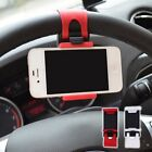 2 Colors Car Steering Wheel holder for Phone gps 1pc Universal