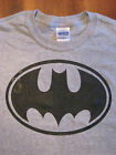 BATMAN T-Shirt  Super Hero Costume Everyday Wear- Cotton Variety Of Colors NEON