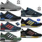 Adidas ZX 750 men's casual shoes trainers yellow blue red black green white NEW