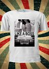 Nice Car And Women Like A Boss T Shirt Men Women Unisex 1055