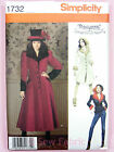 Simplicity 1732 Sewing Pattern Ladies Coat & Jacket Arkivestry Collection