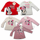 ♥ Minnie Mouse ♥ Langarm T-Shirt ♥ Pullover ♥ 68 74 80 86 ♥ Mickey Longsleeve ♥