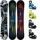 Set Burton Clash Snowboard 2015-2016 + Burton Freestyle/ Outpost Bindung 2015