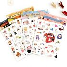 Kawaii Cute Paper Stickers - Jetoy Choo Choo Sweet Deco Sticker