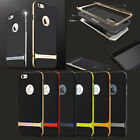 """New Hybrid Shockproof Hard Bumper Soft Case Cover For iPhone 6 4.7"""" 5.5"""" Plus"""