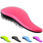 Solid Professional Detangle Brush Paddle Beauty Healthy Styling Care Hair Comb