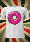 Donot Doughnut Desert Funny Cool Tumblr Fashion T Shirt Men Women Unisex 1271