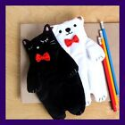 Cute Kawaii Animal-shaped Cosmetic Make Up Bag  Pencil Pen Case Pouch
