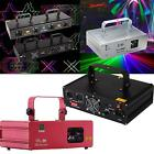 DMX512 DJ Laser RGB/RGY/RGPY Light Disco Stage Party Light Projector Show Effect