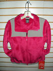 The North Face Girls Denali Thermal Fleece Jacket -passion Pink- M, Xl=-new
