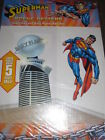 Superman Wall Decoration Party Scene Super Hero 5 Feet Several to Pick From