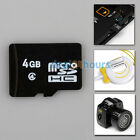 New 4GB 8GB 16GB Micro SD Card Class4-10 TF Flash Memory Card For Camera Phone