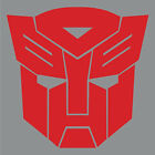 Transformers Logo - Autobot Symbol - Die Cut Vinyl Decal - Car Window Sticker