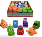 SQUEEZY BABY BATH TOY TODDLER VEHICLES FLOATING DUCK TRUCK CAR BUS DIGGER GIFT