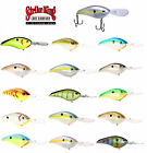 STRIKE KING PRO MODEL CRANKBAIT, 6 XD SERIES,  NEW, CHOICE OF COLORS