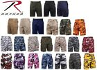 Police Security Military Emt Ems BDU Combat Cargo Shorts Camouflage & Solids
