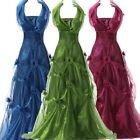 NEW YEAR SALE! Vintage 1 Ball Gown Masquerade Wedding Evening Prom Party Dresses