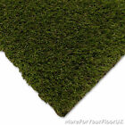 Piccadilly Artificial Grass, 40mm Garden Lawn Green Realistic CHEAP 2m & 4m Wide