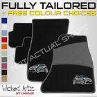 VW Golf Car Mats 'R' 2009 - 2013 Fully Tailored + CUSTOMISE FREE