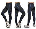 Blue New Men Cycling Clothing Bike Bicycle Pants with 3D GEL Padded Size S~XXXL