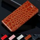 Luxury  Lizard skin Flip Cover Stand Wallet Leather Case For iPhone 6 / 6 Plus
