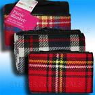 WATERPROOF FOLD UP PICNIC BLANKET RUG MAT TARTAN GARDEN PARK BEACH TRAVEL FUN