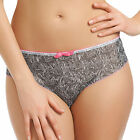New  Freya Lingerie Jungle Fever Short 1596 Monochrome Grey VARIOUS SIZES