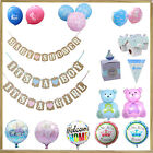 Baby Party Supplies (Baby Shower Christening Banners, Sweet Favor Box, Balloons)