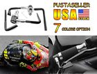 US Stock CNC Handle Bar Brake Clutch Levers For Universal Protect Guard System $20.99 USD