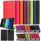 """Ultra Slim PU Leather Hard Case Cover for 8""""Dell Venue 8 7000 Tablet"""