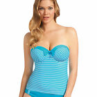 NEW Freya Swimwear Tootsie Bandeau Tankini Top 3605 Azure VARIOUS SIZES