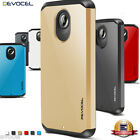 Nexus 6 Case, Evocel® Dual Layer Series Hybrid Armor Flat Back Protector Case