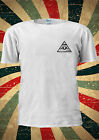 ILLUMINATI EYES POCKET PYRAMID MASONIC T-shirt Vest Top Men Women Unisex 1934