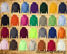 JERZEES HOODIE  NuBlend Hooded Sweatshirt ALL COLOR Fleece Pullover Hoodie S-3XL