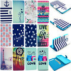 Fashion Stand Flip Wallet PU Leather Protective Case Cover for HuaWei Y530 Y300