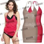 Womens Sexy Summer Beach Swimwear Holiday Bikini Beach Party Playsuits Dresses