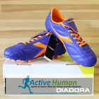 Diadora 750 II Plus MD PU Mens Football Boots Shoes Trainers Size UK 6.5 7