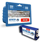 COMPATIBLE PITNEY BOWES RED 621-1 / 620-1RN FRANKING MACHINE INK CARTRIDGE