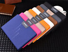 Business Flip Leather Case stander holder sleeve Cover For iPad mini retina
